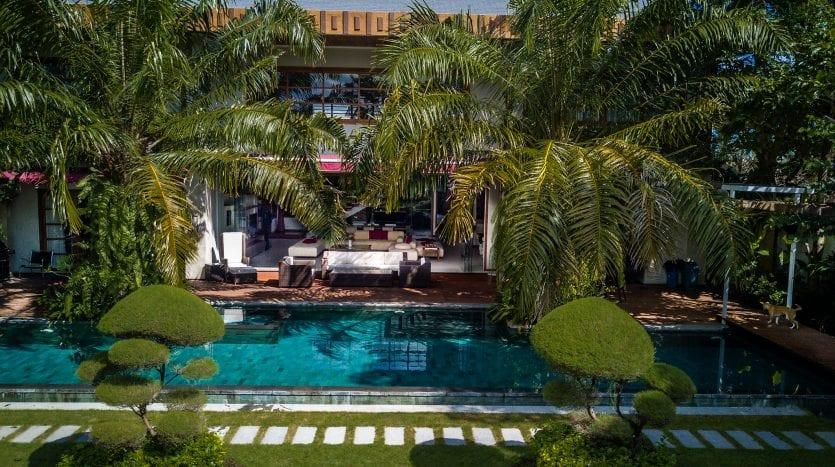 Villa in Umalas - 4 Bedroom Freehold - Bali Luxury Estate