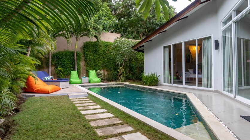 Berawa Three Bedroom Leasehold Villa For Sale - Bali Luxury Estate (23)